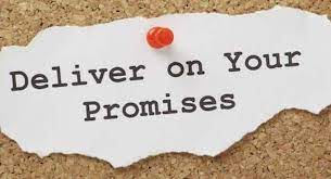 Don't Let These Things Damage Your Business - Deliver On Your Promises