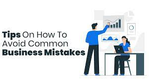 Don't Make These Common Mistakes With Your Small Business