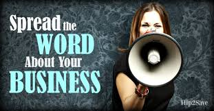 How To Spread The Word About Your New Business