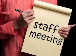 Is Your Business Doing Its Best? Read On To Find Out - Staff Meeting