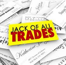 Is Being a Jack of All Trades the Best Approach in Business?