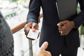 How Can You Heighten Your Corporate Potential? - Invest In A Well-Designed Business Card